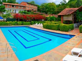 Hotel Ruitoque Campestre, San Gil