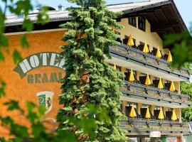 Hotel Berghof Graml, Hallwang