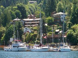 Sunshine Coast Resort, Madeira Park