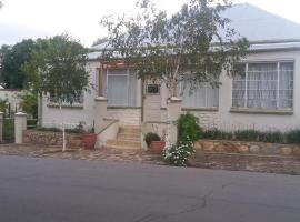 Sons of the King Guest House, De Rust