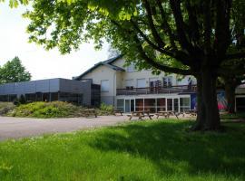 Auberge de Jeunesse de Mulhouse, ミュルーズ