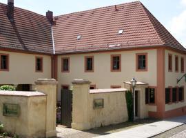 Hofgärtnerei, Altenburg