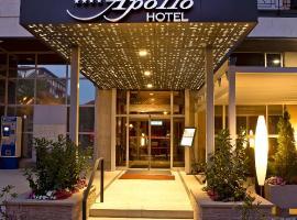 Apollo Hotel Bratislava, บราติสลาวา