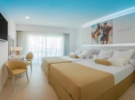 Villa Luz Family Gourmet & All Exclusive Hotel, แกนเดีย