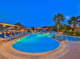 Sunny Garden Nilufer Hotel, Akyarlar