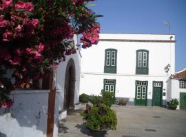 La Plaza B, Arico el Nuevo