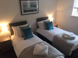 Millford Airport Lodge, Johnstone