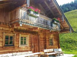 Selbstversorgerhütte Nösslau Alm, Dorf Dienten