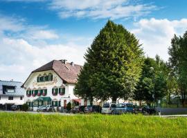 Hotel Apartment Auwirt, Hallein