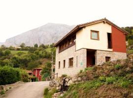 Apartamentos Asturias, Carrea