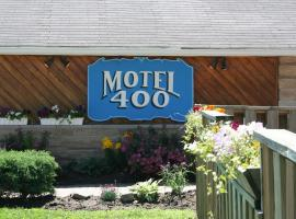 Motel 400, Cookstown