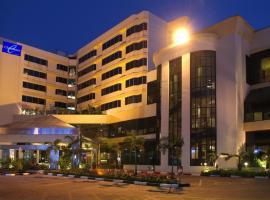 โรงแรมชลอินเตอร์, ชลบุรี
