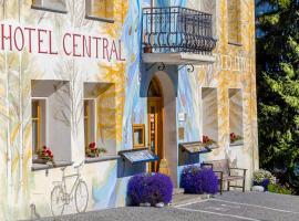 Hotel Central La Fainera Superior, Valchava
