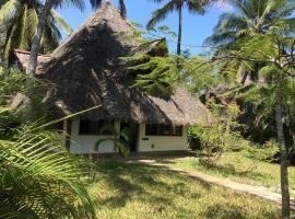Shambani Cottages, Diani Beach