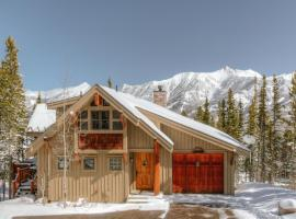 Moonlight Mountain Home-7 Mountain Home, Big Sky Mountain Village