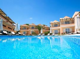 Avantis Suites Hotel, Erétria