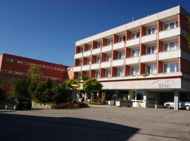 Alvier Seminar- und Ferienhotel, Oberschan