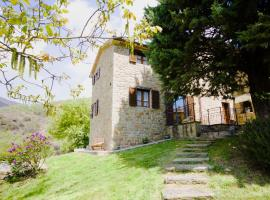 Villa with Bio Swimming Pool, Poggioni