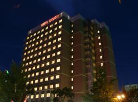 โรงแรม อิล คูร์ นัมบะ, โอซาก้า
