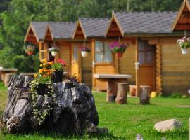 Camping Leiputrija, Ādaži