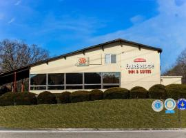 FairBridge Inn and Suites West Point, ハイランドフォールズ
