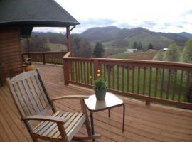 Everview Vacation Rental, Waynesville