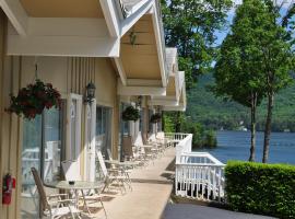 Tea Island Resort, เลก จอร์จ