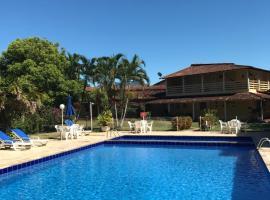 Hotel Pousada Caminho da Praia, グアラパリー