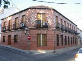 Hostal Cervantes, Valdemoro