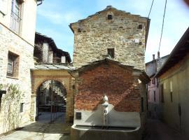 La Fonte Preziosa, Donato