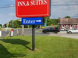 Red Carpet Inn & Suites Carneys Point/Wilmington, Carneys Point