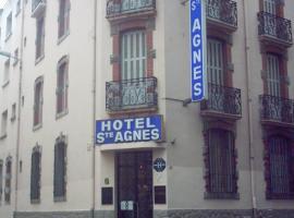 Hôtel Sainte Agnès, ลูร์ด
