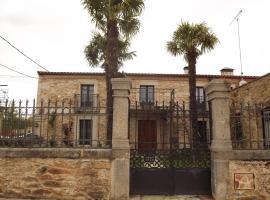 Casa De La Molina, Santiz