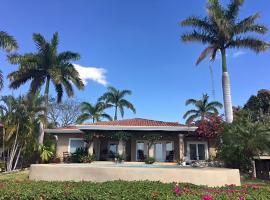 Casa Puesta Del Sol, Playa Hermosa