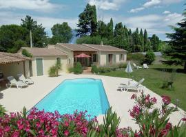 Holiday home Bellavista, Cabannes