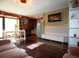 Apartment on Gertsena 14, โวล็อกดา