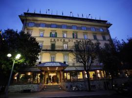 Grand Hotel Croce Di Malta, มอนเตแกตินี แตร์เม