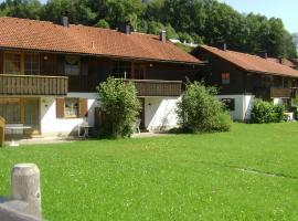 Apartment Ferienanlage Sonnenhang Missen 2, Missen-Wilhams