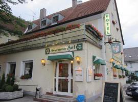 Haunstetter Hof, กัสเบิร์ก
