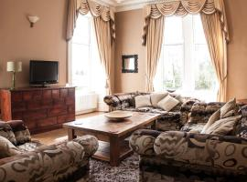 Diamond - Walker house, Kilmarnock