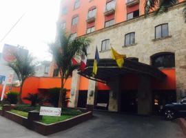 ホテル セルタ, グアダラハラ