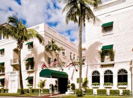 The Chesterfield Hotel Palm Beach, ปาล์มบีช