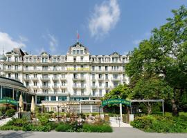Hotel Eden Palace au Lac, มองเทรอซ์
