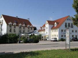 Flair Hotel Zum Schwarzen Reiter, Horgau