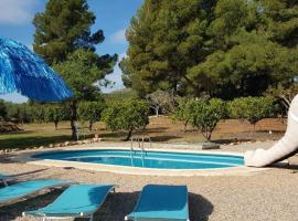 –Holiday home Cami de Calig, Benicarló