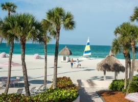 Sandcastle Resort at Lido Beach, Sarasota