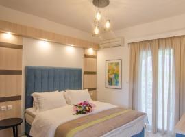 Ideal House, Parga
