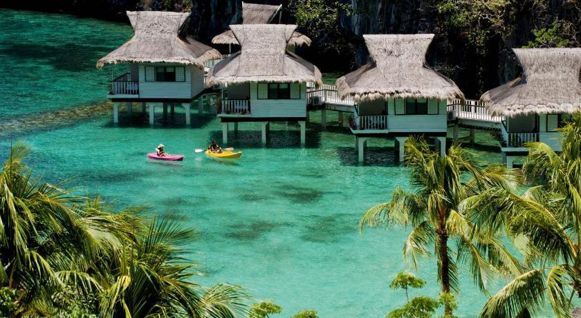 El Nido Resorts - Miniloc Island 3*