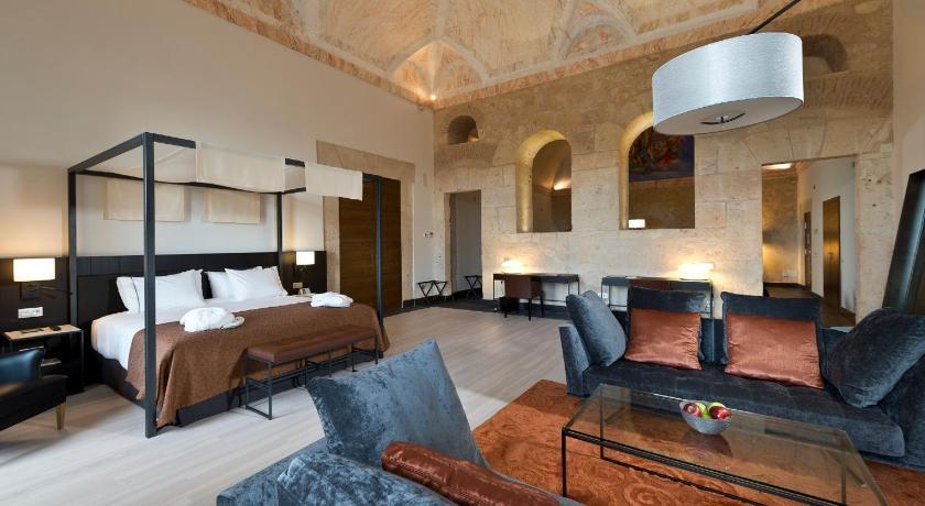 hotel convento capuchinos - hoteles recomendados segovia