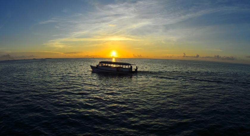 Остров Химмафуши - Бюджетный Отдых на Мальдивах